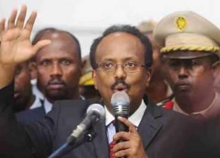 الرئيس الصومالي يتجه إلى إريتريا في زيارة تاريخية