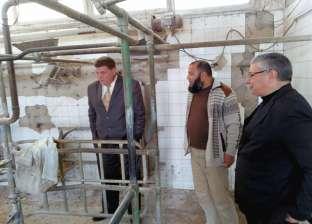 """الزواوي يطالب بإنشاء مصنع أعلاف لخدمة مشروع """"عاداه"""" بكفر الدوار"""