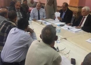 """لجنة مراجعة """"الإصلاح الزراعي"""" تواصل أعمالها في صعيد مصر"""