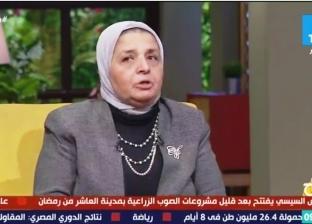 يوهانسين عيد: لدينا دور رقابي على جميع المؤسسات التعليمية في مصر