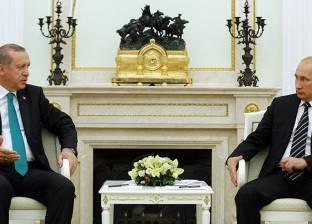 أردوغان وبوتين وروحاني يبدأون قمتهم حول الأزمة السورية