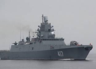 """خفر السواحل التركي يعلن أن غرق سفينة البحرية الروسية إثر """"حادث اصطدام"""""""