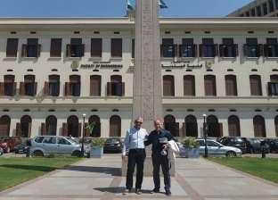 """مخترع الـ""""واي فاي"""": لم أغيب عن مصر إطلاقا وحاضرت في معظم جامعاتها"""
