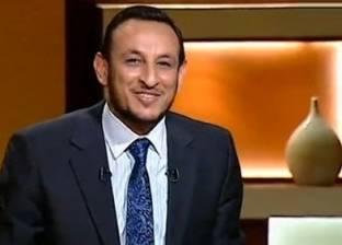 """رمضان عبدالمعز يشكر جمهور dmc: """"فتحت أهم ملفاتي الدعوية بسببكم"""""""