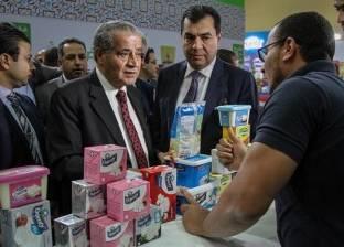"""وزير التموين عن معارض """"أهلا رمضان"""": """"إمبارح في بنها فضى واتملى مرتين"""""""