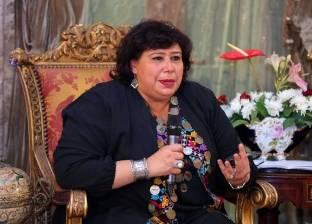 وزيرة الثقافة: نتابع كل المزادات بالعالم لتتبع الآثار المصرية المسروقة