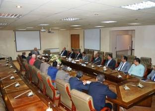 اجتماع موسع بجامعة النهضة لمناقشة استعدادات العام الدراسي الجديد