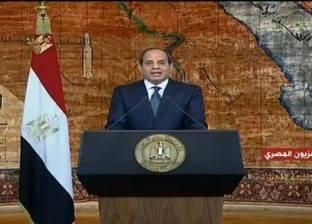 وزير الداخلية يبعث برقية تهنئة للسيسي بمناسبة الاحتفال بذكرى 23 يوليو