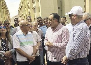 «مدبولى والوزير» يبحثان دفع العمل بمدينة العلمين الجديدة