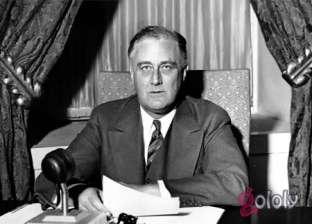 بروفايل: «روزفلت».. المشلول يحكم أمريكا