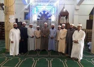 """""""أوقاف الإسكندرية"""" تنظم قافلة دعوية في مساجد العامرية"""