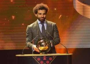 """لبنى عسل تحتفي بتتويج صلاح كأفضل لاعب إفريقي بـ""""تورتة"""" على الهواء"""