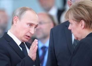 بوتين يلتقي ميركل على ساحل البحر الأسود لاستئناف الحوار