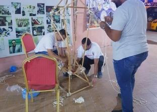 بالصور| زينة وفانوس.. احتفال نادي الجالية المصرية في عمان بحلول رمضان