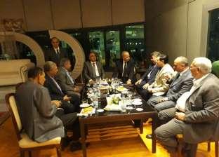 محافظ القليوبية يشارك في إفطار الصحفيين والإعلاميين