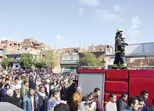 مقتل 3 إرهابيين واستشهاد 3 رجال شرطة ومدنى بسيناء