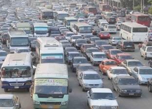 """المرور: تنفيذ القانون هو سبب ازدحام سيارات النقل على """"الأوتوستراد"""""""