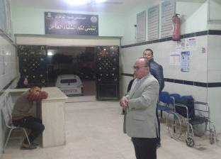 بالصور  رئيس مدينة فوة يتفقد المرافق العامة والمستشفيات والمخابز للاطمئنان على توافر الخبز
