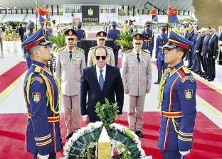 «السيسى» فى منتدى «الحزام والطريق»: مصر والصين شراكة استراتيجية