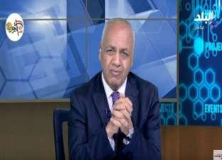 """مصطفى بكري يرد على الحملات ضد السوريين: """"أبدعوا في مصر.. ومنورين بلدنا"""""""