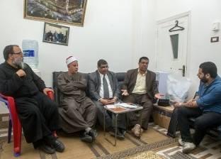 «بيت العائلة»: دعاة سلام بدأوا المشوار من داخل مسجد وكنيسة