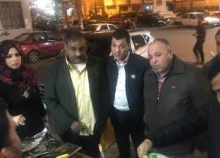 التحفظ على لحوم ودواجن فاسدة بمحل سوري في بورسعيد