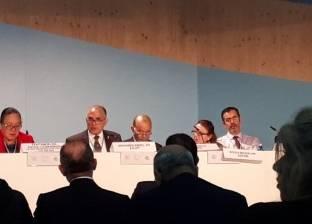 وزير الري: على المناقشات الدولية لقضايا المياه أن تشمل حقوق دول المصب