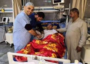 للمرة الأولى بمصر.. إجراء جراحة «شق صدري محدود» بمستشفى بنها الجامعي