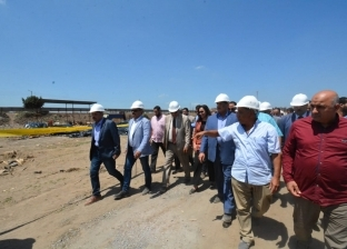 آمنة: محطة مياه الرحمانية الجديدة تخدم 250 ألف مواطن بـ400 مليون جنيه
