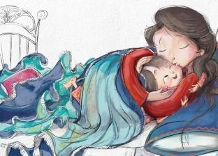 «بكار» يفجر مواهب «الزينى» فى تصميم قصص الأطفال: برسم بالكيبورد