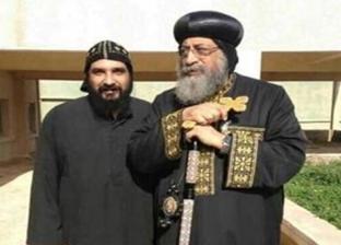 """مصادر: جنازة ودفن """"أب اعتراف"""" أشعياء المقاري بدير أبو مقار"""