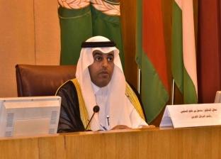 رئيس البرلمان العربي يدين اقتحام المستوطنين للمسجد الأقصى