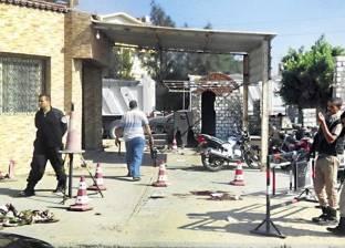مسلحون يطلقون الأعيرة النارية على مركز شرطة أولاد صقر بالشرقية