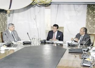 وزير التعليم العالي يستعرض أداء وحدة إدارة المشروعات