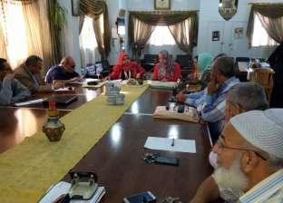 """اجتماع موسع لـ""""تعليم شمال سيناء"""" استعدادا للعام الدراسي"""