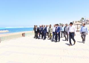 أهالي مطروح يطالبون بدعم أسعار الأعلاف.. والمحافظ: سنحقق طفرة