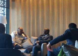 وزير الخارجية يؤكد حرص مصر على تعزيز التعاون مع بوروندي
