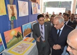 غدا.. محافظ الجيزة يشارك في حملة «التقزم» بمدرستين