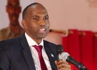 """رئيس الوزراء الصومالي يصل الخرطوم للمشاركة بمراسم توقيع """"سلام الجنوب"""""""
