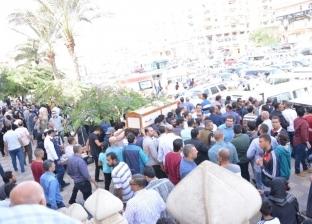 بالصور| تشييع جثمان بدر تيسير من مسجد الحصري بـ6 أكتوبر