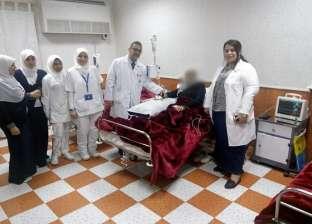 «صحة البحر الأحمر» تعلن عن أول مريضة تتلقى العلاج الكيماوي بالمجان