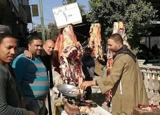 """""""الإحصاء"""": ارتفاع اللحوم والدواجن بنسبة 8.5% خلال عام"""