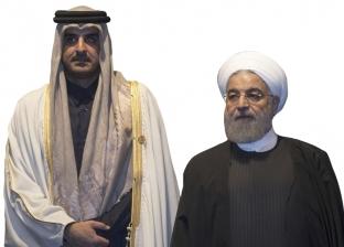 """بعد لقاء """"تميم وروحاني"""".. محللون: خيانة للخليج ودعم للإرهاب"""