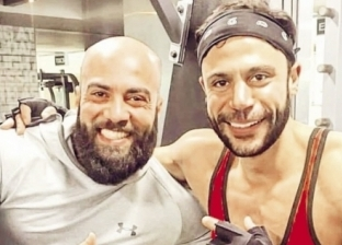 """""""أبو النجا"""" يكشف لـ""""الوطن"""" حكايات النجوم مع العضلات: بينهم رانيا يوسف"""