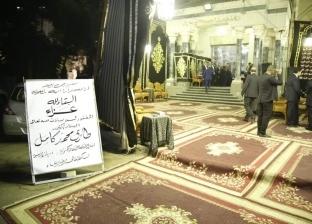 عزاء وزير سابق يشهد أكبر تجمع للسابقين: وزراء واعلاميين ومسؤولين
