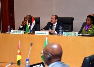 """الهوية وليبيا والمناخ.. الظهور الأول للسيسي تحت قبة الأمم المتحدة: """"تحيا مصر"""""""