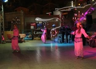 اليوم.. فرقة الشرقية للفنون الشعبية تقيم حفلا بقصر ثقافة طور سيناء