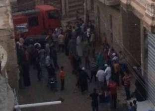 إصابة 5 في مشاجرة بين تجار سوق الخضار بسبب أولوية المرور ببنها