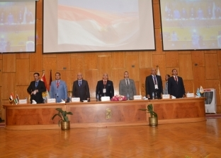 """انطلاق مؤتمر """"آفاق التنمية بالوطن العربي.. رؤية قانونية"""" بجامعة أسيوط"""