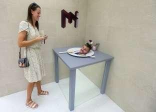 بالصور| افتتاح متحف الغموض في دبي